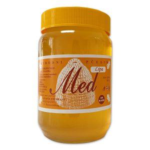 MED prirodni pčelinji Lipa 900g