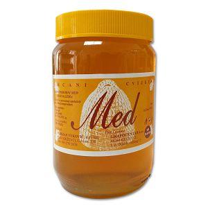 MED prirodni pčelinji Vrcani Cvijetni 900g