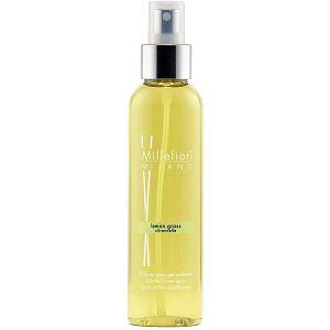 MILLEFIORI Natural 150ml, SPREJ mirisni Lemon Grass 7SRLG