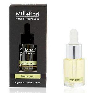 MILLEFIORI NATURAL 15ml, miris koji se otapa u vodi Lemon Grass 7FILG
