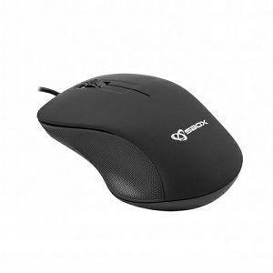 Miš SBOX M-958 crni USB