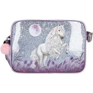 Miss Melody Torba na rame glitter, purple 425418