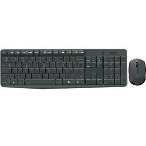 Tastatura + miš set Logitech MK235