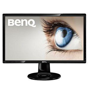 "Monitor BenQ 24"" GL2460 - Full HD IPS, 1ms, zvučnici, VGA, HDMI, DP"