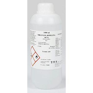 Mravlja kiselina 60,0% 1000ml