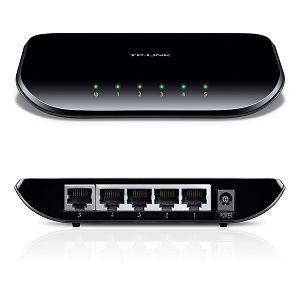 Mrežni switch TP-Link 5-port, 1000Mbps, TL-SG1005D