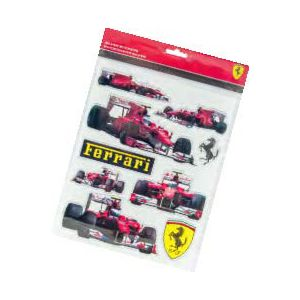 Naljepnice stickers Ferrari 3D 161932