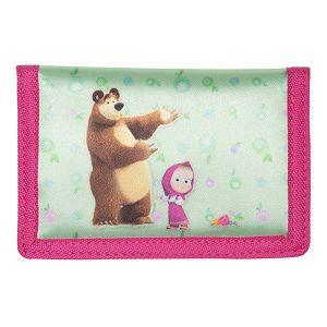 Novčanik dječji Target Masha and The Bear 21531