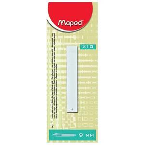Noževi za skalpel 9mm Maped 10/1 MAP640717