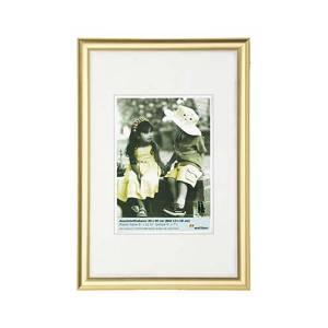 Okvir za sliku 13x18cm Walther zlatni