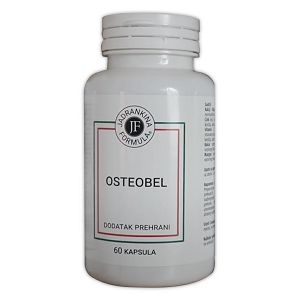 OSTEOBEL kalcij+vitamin D, dodatak prehrani 60 kapsula 650428