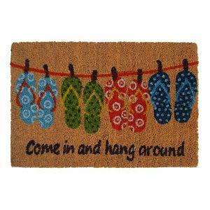 OTIRAČ Come in and hang around 40x60cm MatsNmore