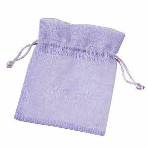 Pamučna vrećica lavanda 10 x 13 cm