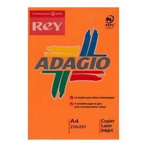 Papir Adagio intenzivno narančasti A4 80gr 500/1