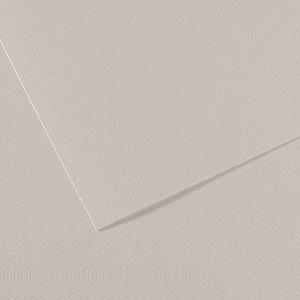 Papir slikarski pastel 50x65cm 160g Canson Mi-Teintes biserno sivi