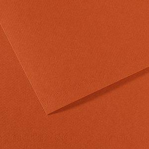 Papir slikarski pastel 50x65cm 160g Canson Mi-Teintes crvena zemlja