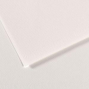 Papir slikarski pastel 50x65cm 160g Canson Mi-Teintes bijeli