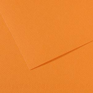 Papir slikarski pastel 50x65cm 160g Canson Mi-Teintes boja lososa