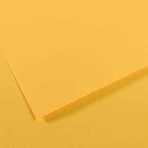 Papir slikarski pastel 50x65cm 160g Canson Mi-Teintes canary