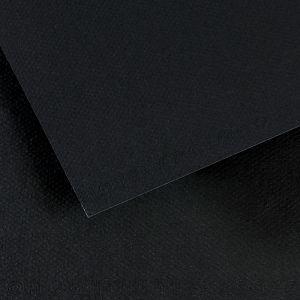 Papir slikarski pastel 50x65cm 160g Canson Mi-Teintes crni