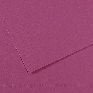 Papir slikarski pastel 50x65cm 160g Canson Mi-Teintes ljubičasti