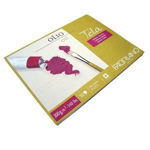 Papir za ulje 18x24cm 300gr 10L Fabriano Tela 68001824