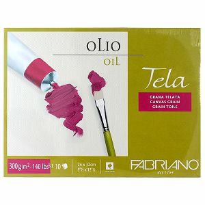 Papir za ulje 24x32cm 300gr 10L Fabriano Tela 68001824