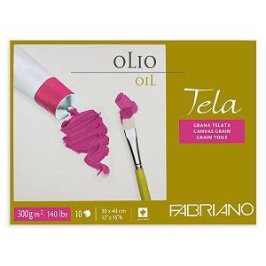 Papir za ulje 42x56cm 300gr 10L Fabriano Tela 68004256