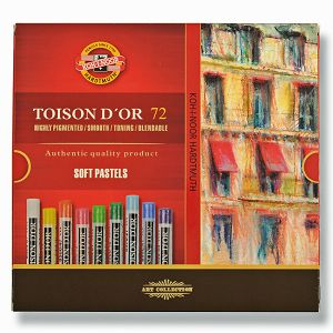 PASTEL SUHI Koh-i-Noor 72/1 Toison 280262