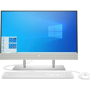 Stolno AIO računalo HP 24-dp0002ny 1A9H6EA (23.8 FHD Ryzen 5 4500U do 4.0GHz 8GB 256GB SSD W10)