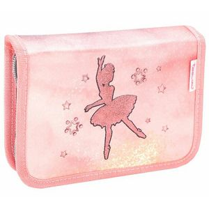 PERNICA BELMIL Ballerina Black Pink 335-72 puna, 1zip, 2 preklopa 832926