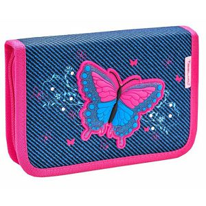 PERNICA BELMIL Butterfly Jeans 335-74 puna,1zip, 2 preklopa 824051