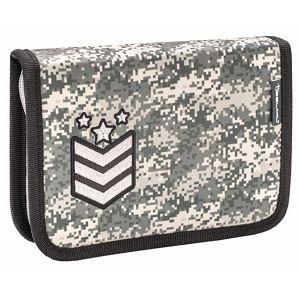 PERNICA BELMIL Camouflage Grey 335-74 puna, 1zip, 2 preklopa 833046