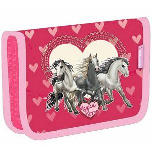 PERNICA BELMIL Horse love 335-72 puna, 1zip, 2 preklopa 826925