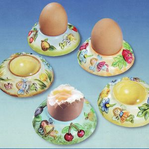 "Plastični kalup 3D Uskrs ""Držači jaja"" KERA flott"