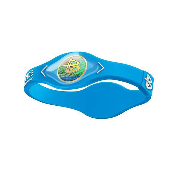 Power Balance narukvica svijetlo plava vel.S