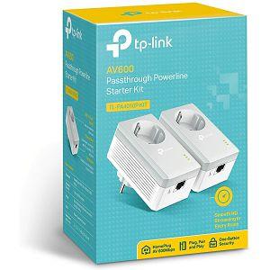 PowerLine adapter TP-Link TLPA4010PKIT, 3kom