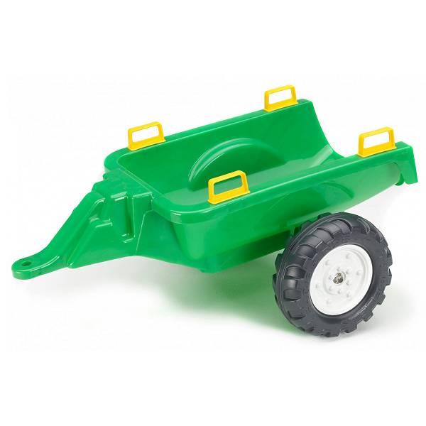 Prikolica za traktor zelena Falk Cargo 896V