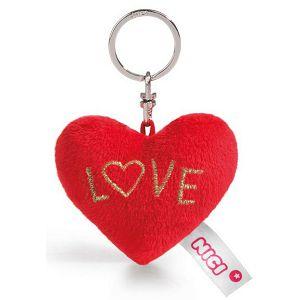 PRIVJESAK PLIŠ Srce Love Nici 412734