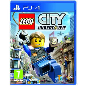 PS4 IGRA LEGO City Undercover