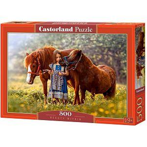 Puzzle 500 Castorland B-52509 Unutarnja ljepota