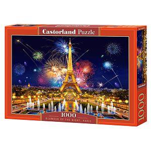 PUZZLE CASTORLAND 1000kom Pariz u noći 103997