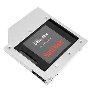 """REZ NB Ladica za 2.5"""" HDD, umjesto optičke jedinice, Orico L95SS"""