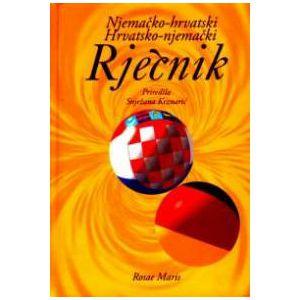 Rječnik Njemačko/Hrvatski-Hrvatsko/Njemački RM