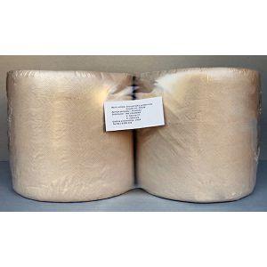 Ručnici papirnati u roli industrijski, pak.2x275metara, dvoslojni, natural