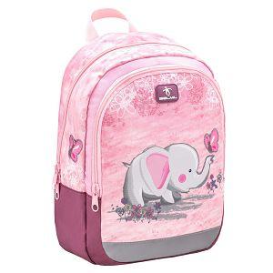 RUKSAK BELMIL Kiddy 305-4 vrtićki Pink Elephant 823382