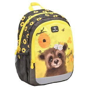 RUKSAK BELMIL Kiddy plus 305-4 vrtićki Animal Forest Bear 823474