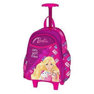 Ruksak na kotače dječji Target Barbie 17361
