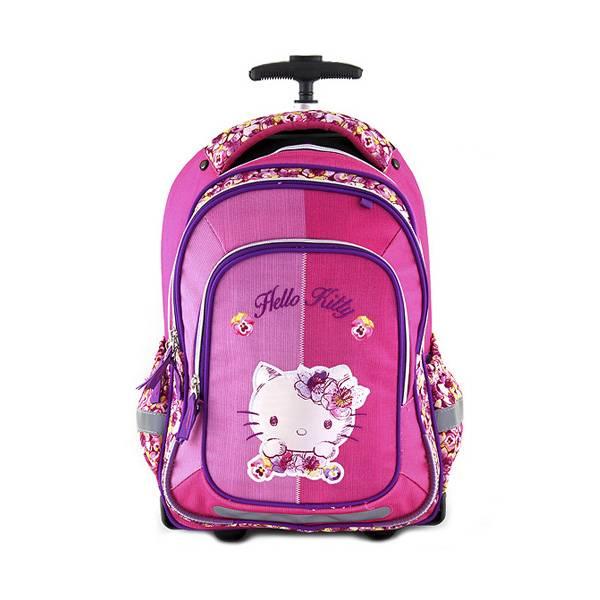 Ruksak na kotačima Hello Kitty My Violet 17442 Target