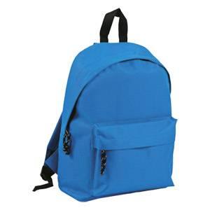 Ruksak školski jednobojni Trober 9012-19 plavi
